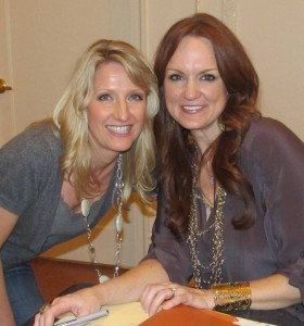 book-signing with ree drummond at Mayo hotel tulsa