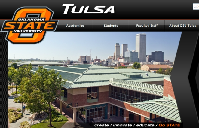 OSU-Tulsa-Campus-Social-media -class-speaker-Michael D. Butler