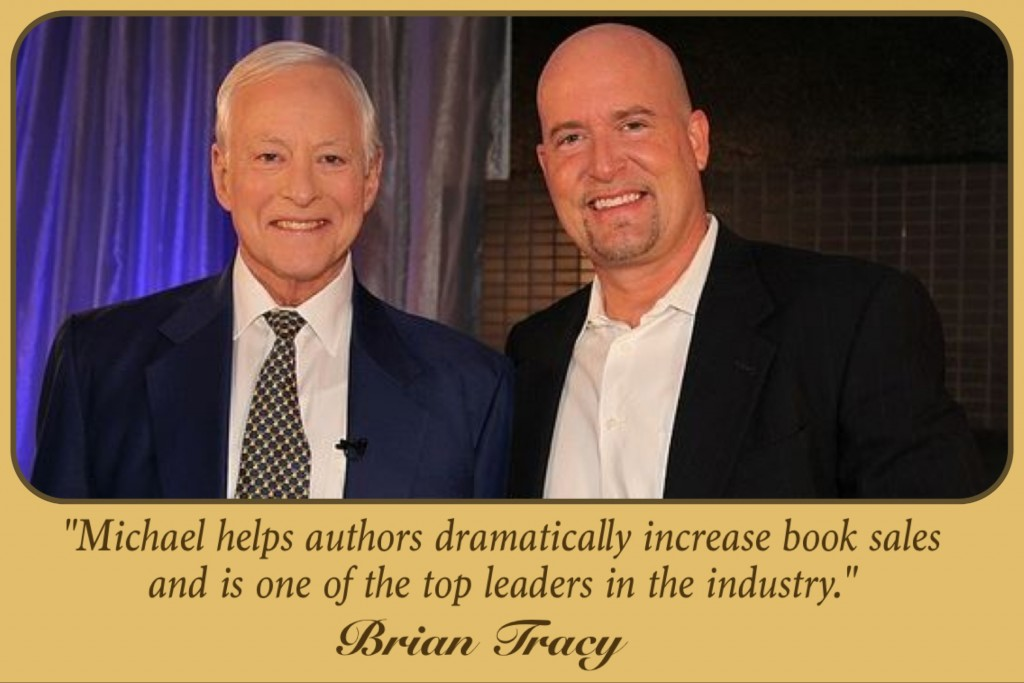 Brian Tracy Recommends Michael D Butler M3 New Media Book Selling System for Vrial Book Launches